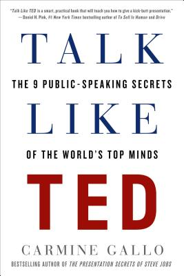 Talk Like Ted By Gallo, Carmine